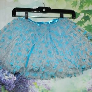 Other - Blue Bows TUTU